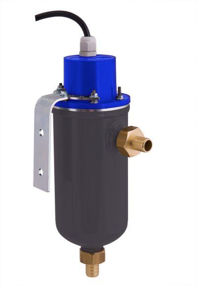 grawitacyjny podgrzewacz z termostatem stałym